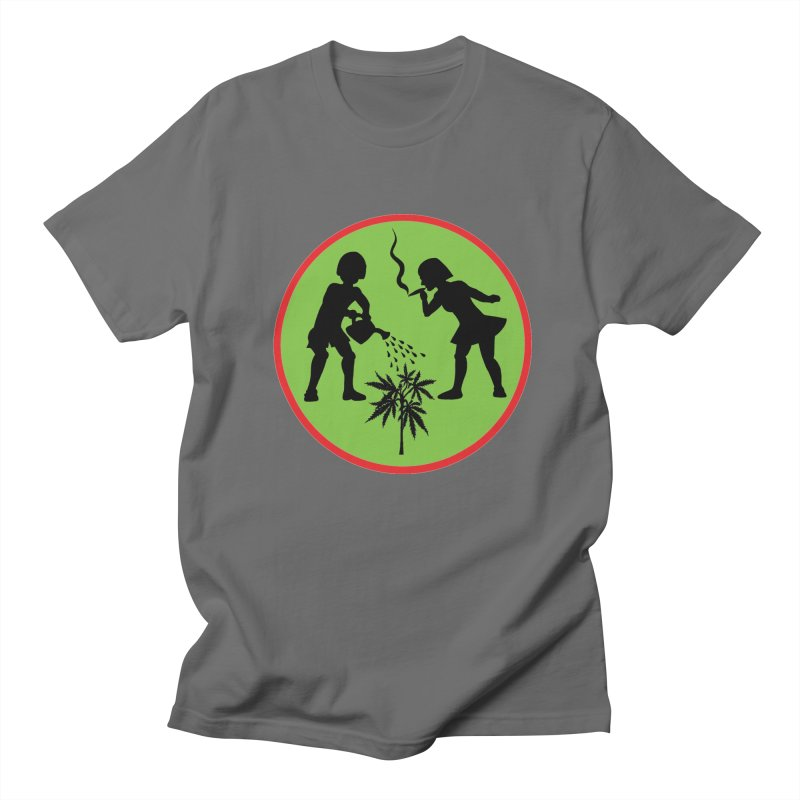 Mean Green Men's T-Shirt by Mike Diana T-Shirts Mugs and More!