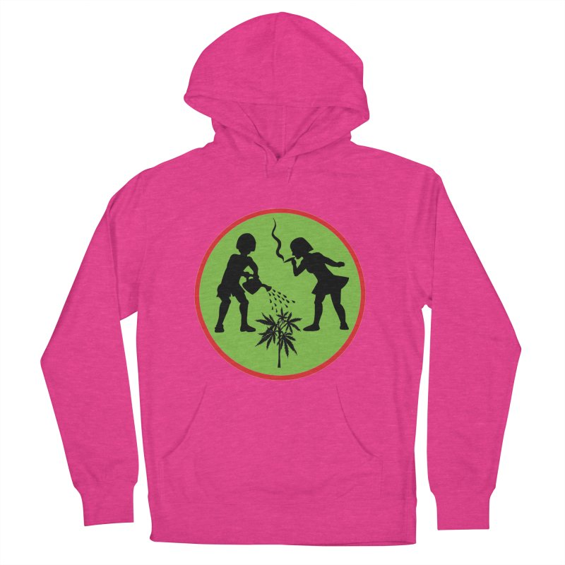 Mean Green Women's Pullover Hoody by Mike Diana T-Shirts! Horrible Ugly Heads Limited E
