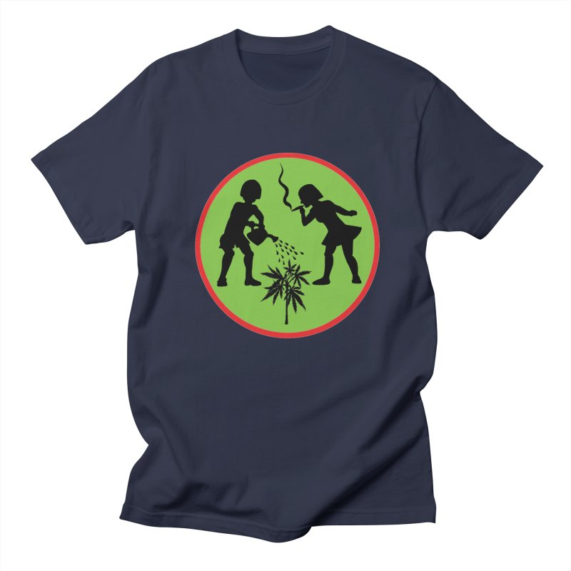 Mean Green Men's T-Shirt by Mike Diana T-Shirts! Horrible Ugly Heads Limited E