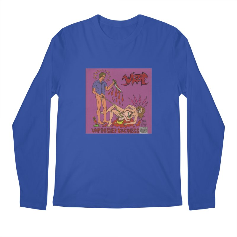 Whore Men's Longsleeve T-Shirt by Mike Diana T-Shirts! Horrible Ugly Heads Limited E