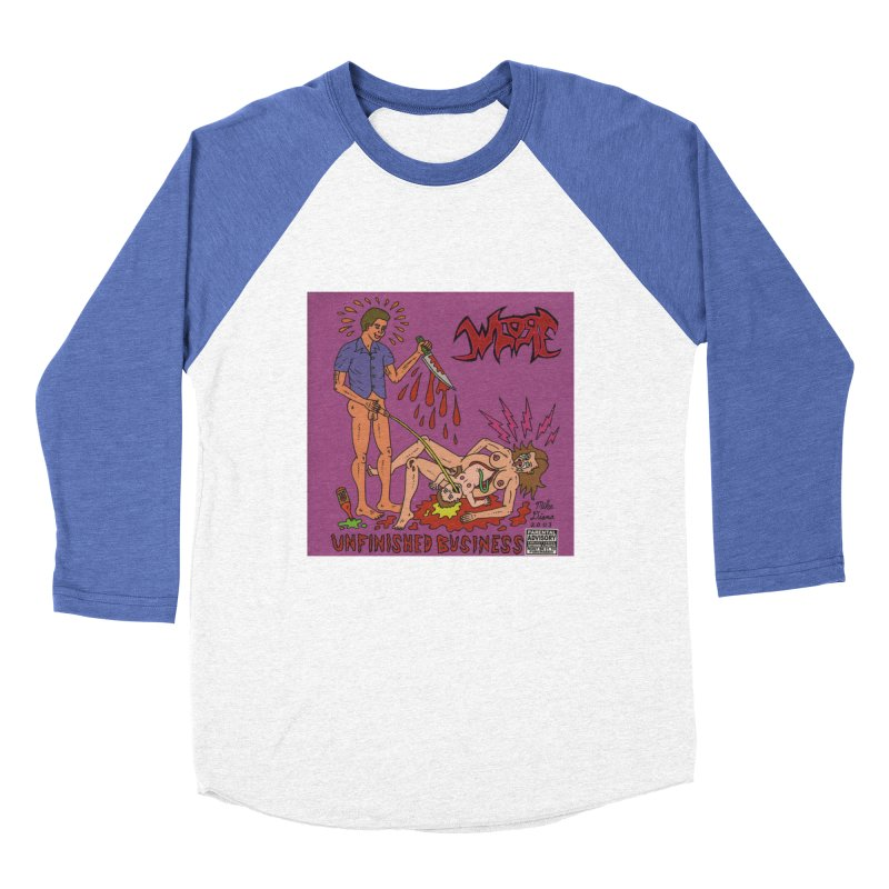 Whore   by Mike Diana T-Shirts! Horrible Ugly Heads Limited E