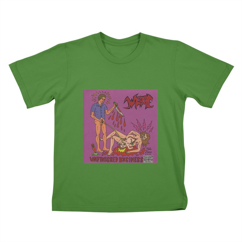 Whore Kids T-Shirt by Mike Diana T-Shirts! Horrible Ugly Heads Limited E