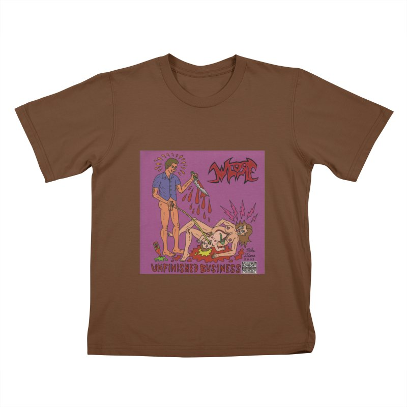 Whore Kids  by Mike Diana T-Shirts! Horrible Ugly Heads Limited E
