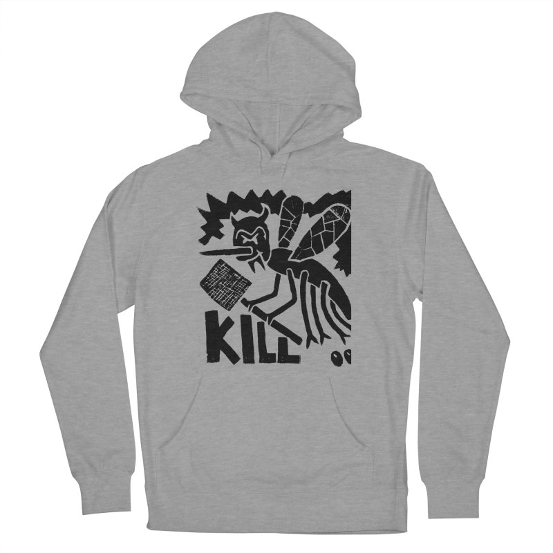 Kill! Mike Diana! Women's Pullover Hoody by Mike Diana T-Shirts! Horrible Ugly Heads Limited E
