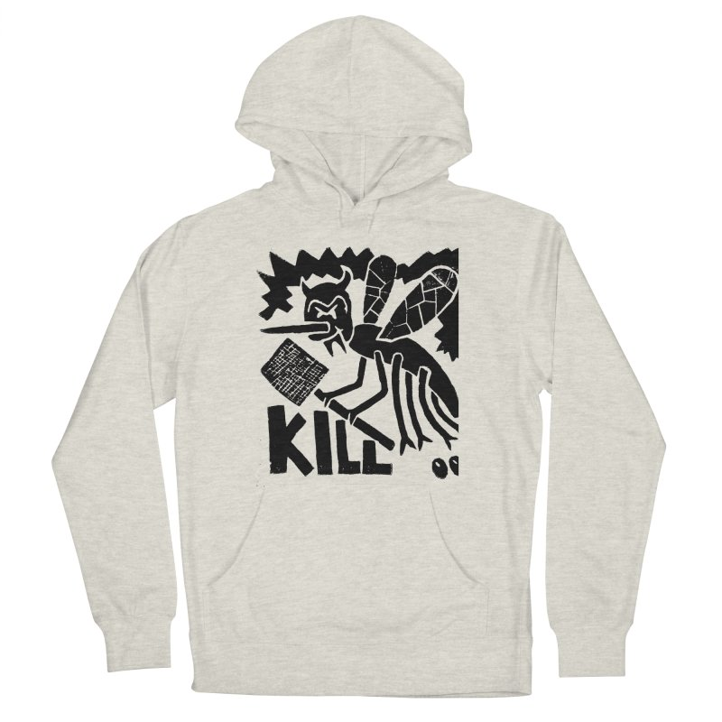 Kill! Mike Diana! Men's Pullover Hoody by Mike Diana T-Shirts! Horrible Ugly Heads Limited E