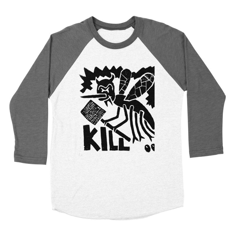 Kill! Mike Diana!   by Mike Diana T-Shirts! Horrible Ugly Heads Limited E