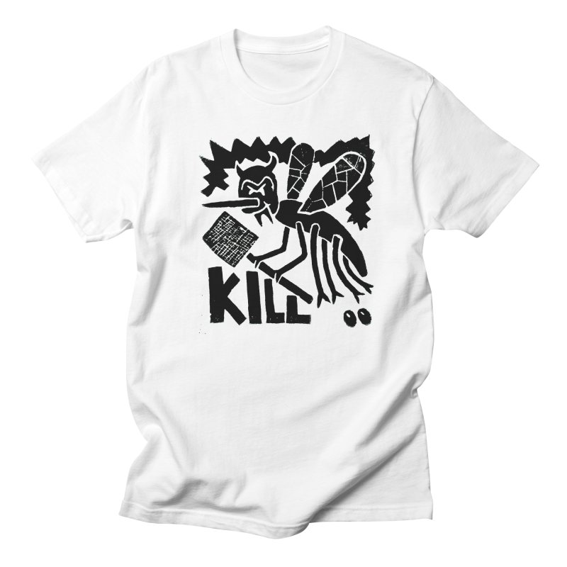 Kill! Mike Diana! Men's T-Shirt by Mike Diana T-Shirts Mugs and More!