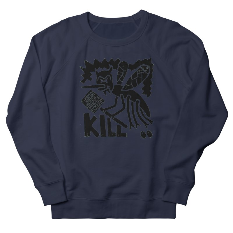 Kill! Mike Diana! Women's Sweatshirt by Mike Diana T-Shirts! Horrible Ugly Heads Limited E