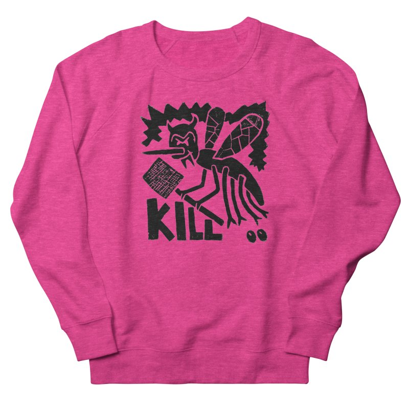 Kill! Mike Diana! Men's Sweatshirt by Mike Diana T-Shirts! Horrible Ugly Heads Limited E