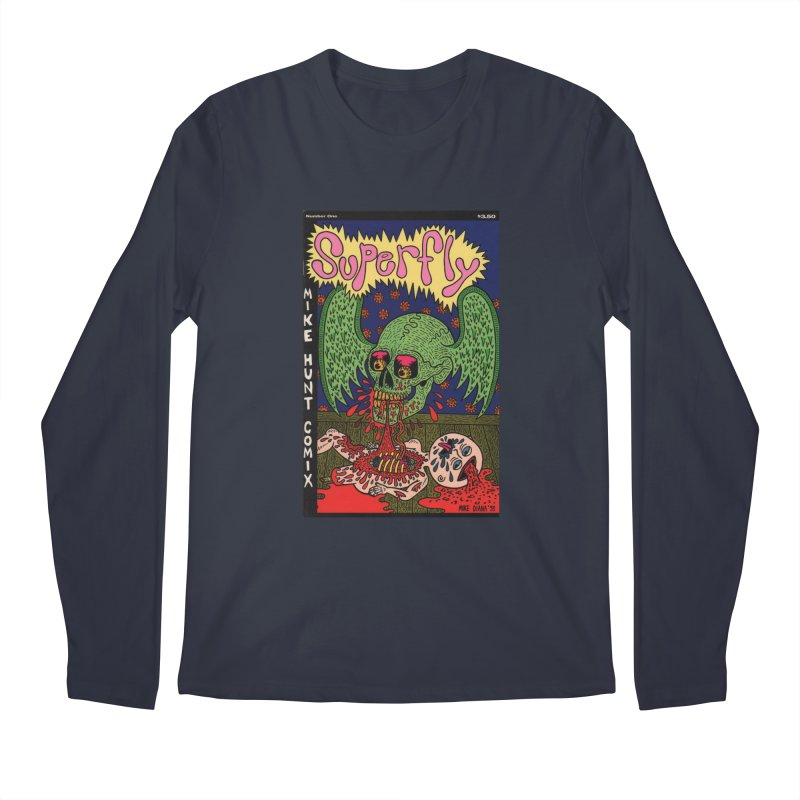 SUPERFLY Men's  by Mike Diana T-Shirts! Horrible Ugly Heads Limited E