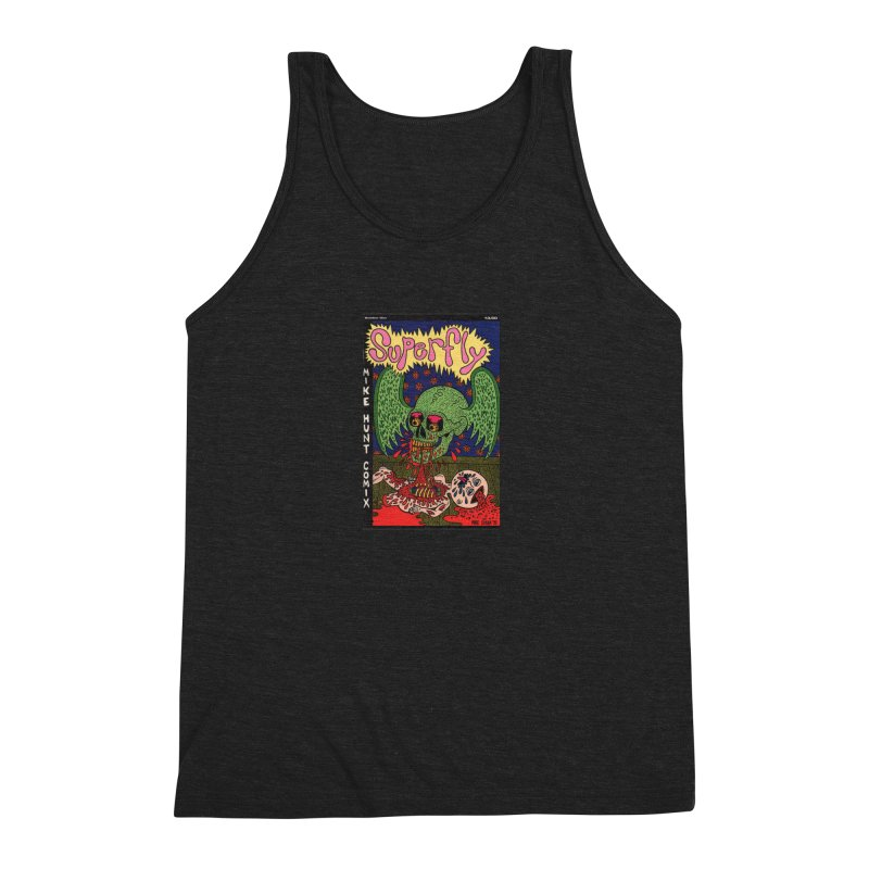 SUPERFLY Men's Tank by Mike Diana T-Shirts Mugs and More!