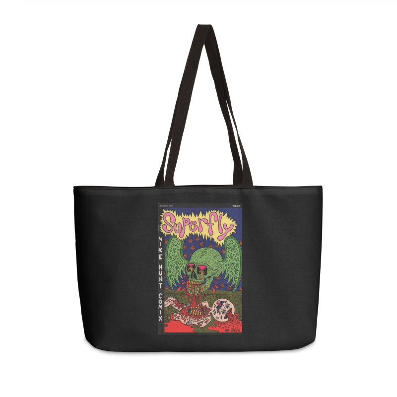 SUPERFLY Accessories Bag by Mike Diana T-Shirts Mugs and More!
