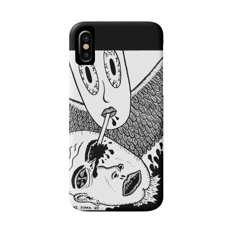 "Mike Diana ""Sip"" Accessories Phone Case by Mike Diana T-Shirts Mugs and More!"