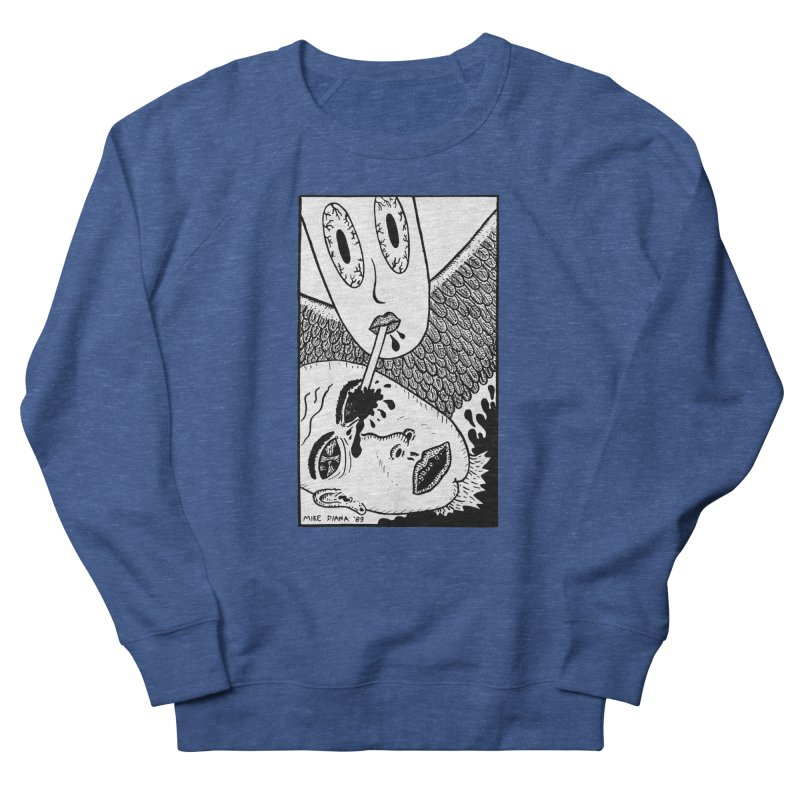 "Mike Diana ""Sip"" Men's Sweatshirt by Mike Diana T-Shirts Mugs and More!"