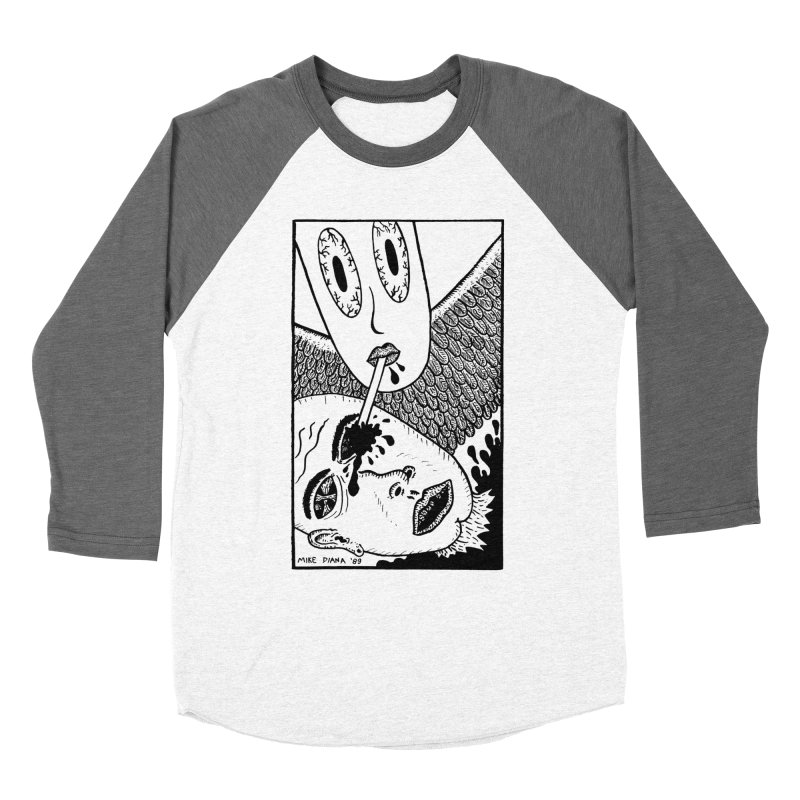 """Mike Diana """"Sip"""" Women's Longsleeve T-Shirt by Mike Diana T-Shirts Mugs and More!"""