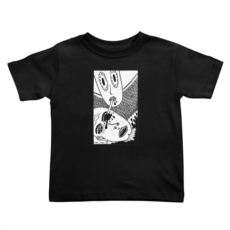 "Mike Diana ""Sip"" Kids Toddler T-Shirt by Mike Diana T-Shirts Mugs and More!"