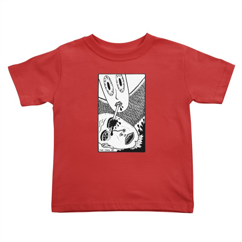 """Mike Diana """"Sip"""" Kids Toddler T-Shirt by Mike Diana T-Shirts Mugs and More!"""