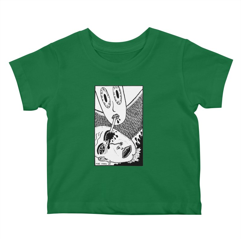 "Mike Diana ""Sip"" Kids Baby T-Shirt by Mike Diana T-Shirts Mugs and More!"
