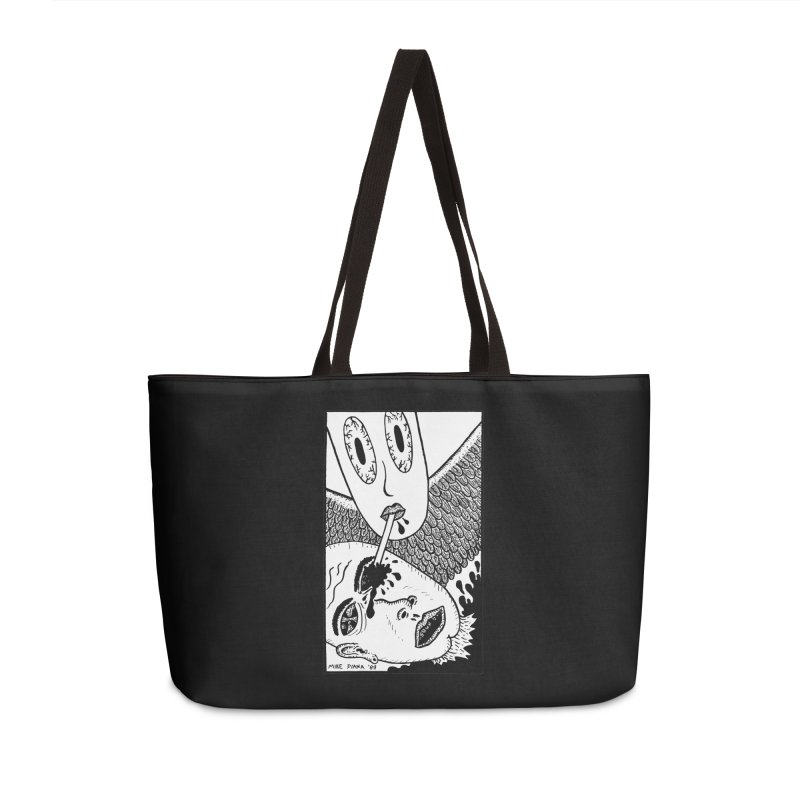 "Mike Diana ""Sip"" Accessories Weekender Bag Bag by Mike Diana T-Shirts Mugs and More!"