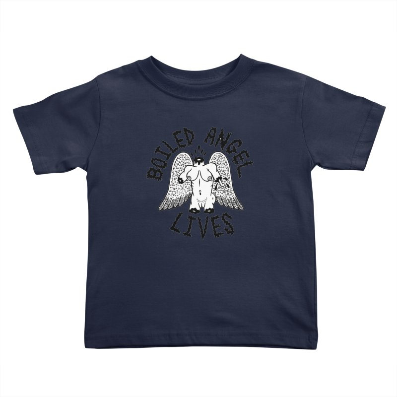 Boiled Angel Lives Kids Toddler T-Shirt by Mike Diana T-Shirts Mugs and More!