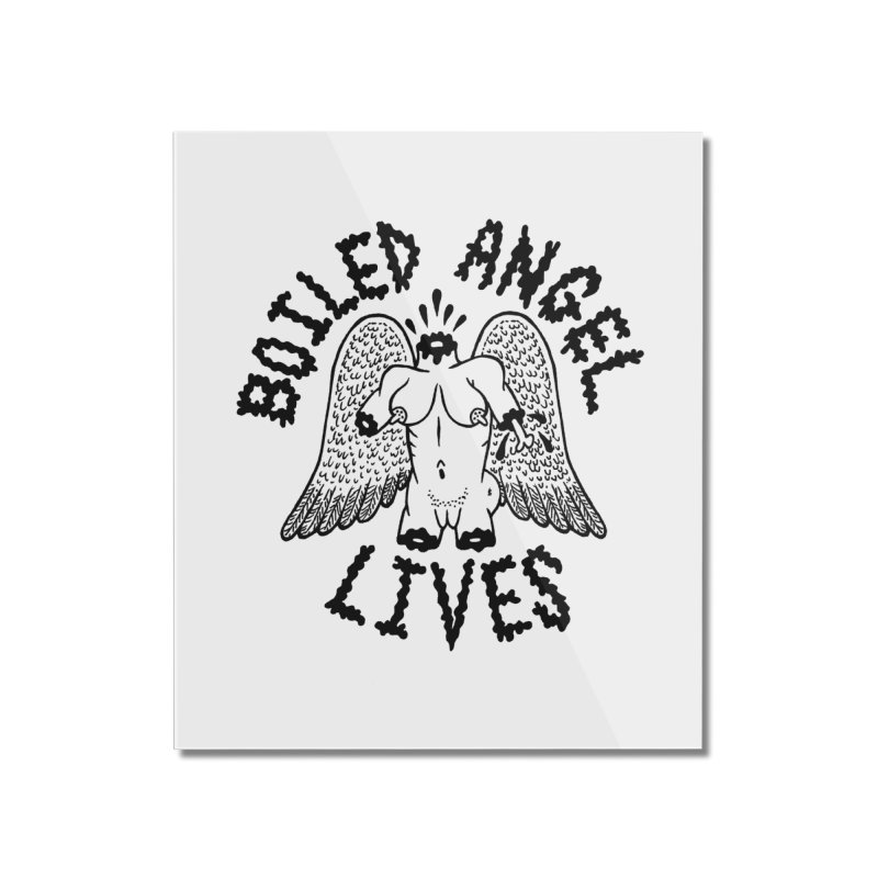Boiled Angel Lives Home Mounted Acrylic Print by Mike Diana T-Shirts Mugs and More!