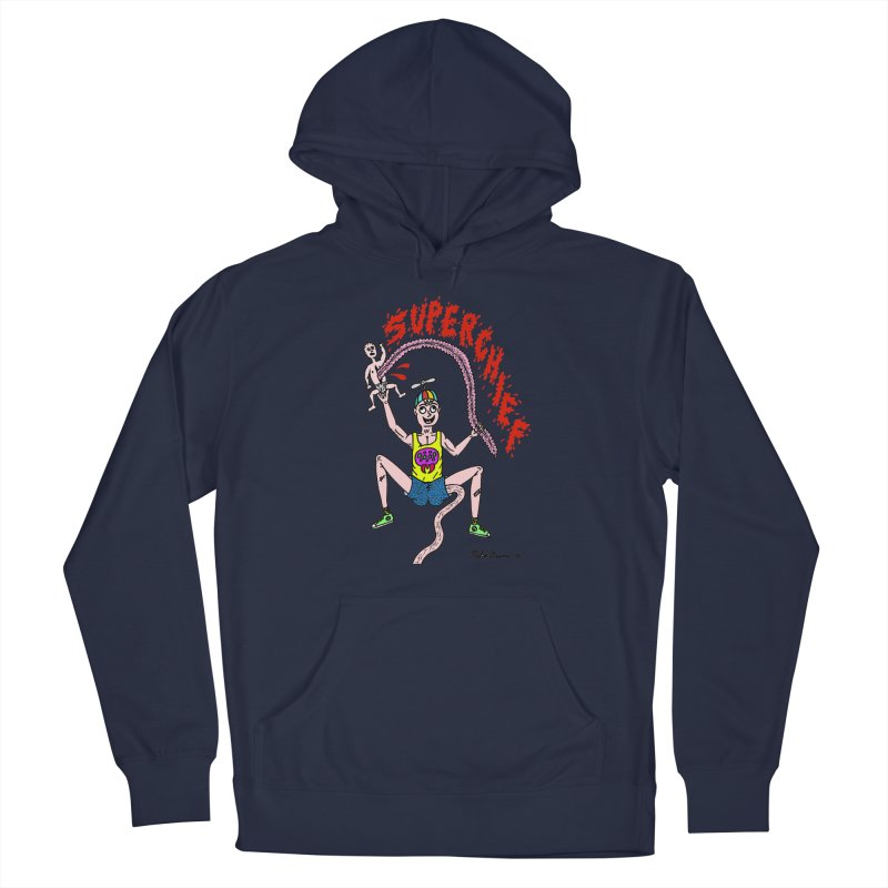 Mike Diana Superchief Kid Men's Pullover Hoody by Mike Diana Threadless