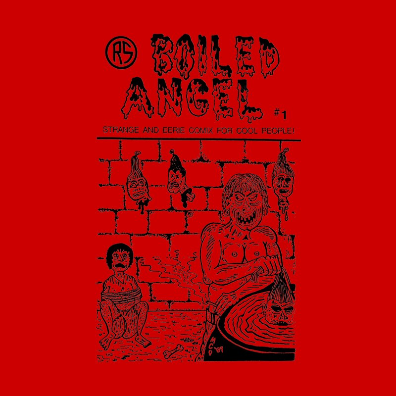 Boiled Angel #1 Cover by Mike Diana T-Shirts Mugs and More!