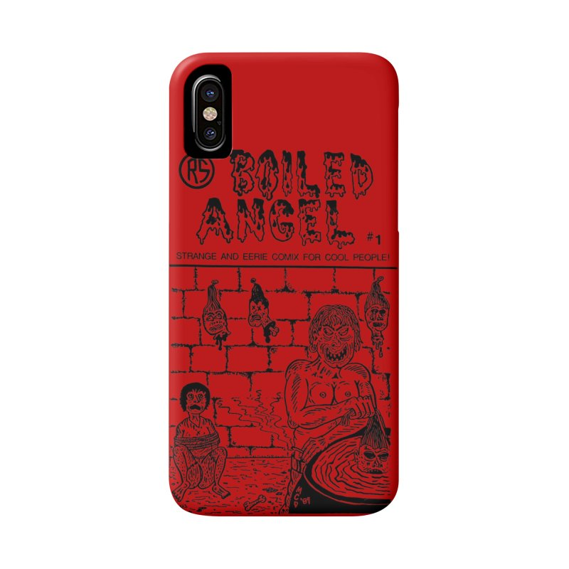Boiled Angel #1 Cover Accessories Phone Case by Mike Diana T-Shirts Mugs and More!