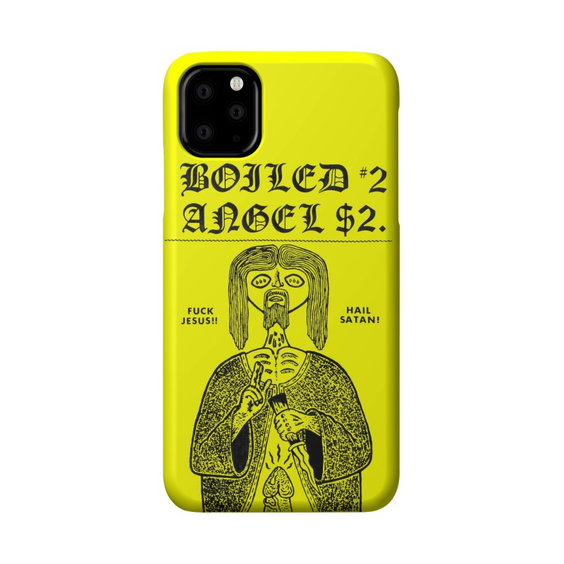 Mike Diana - Boiled Angel #2 Cover Accessories Phone Case by Mike Diana T-Shirts Mugs and More!