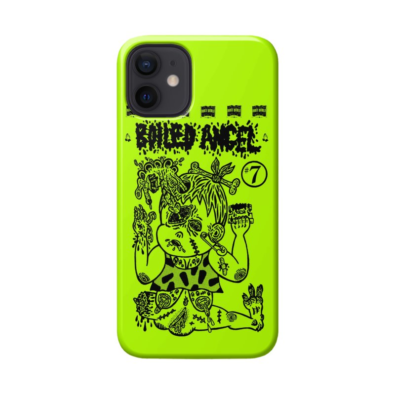 Mike Diana - Boiled Angel #7 Cover Accessories Phone Case by Mike Diana Threadless
