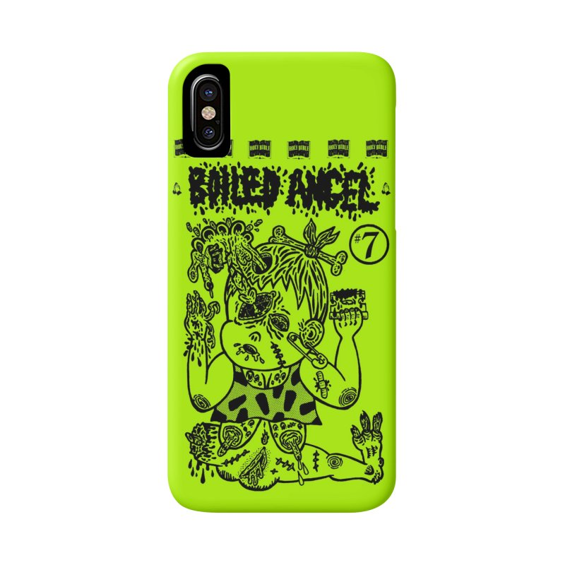 Mike Diana - Boiled Angel #7 Cover Accessories Phone Case by Mike Diana T-Shirts Mugs and More!