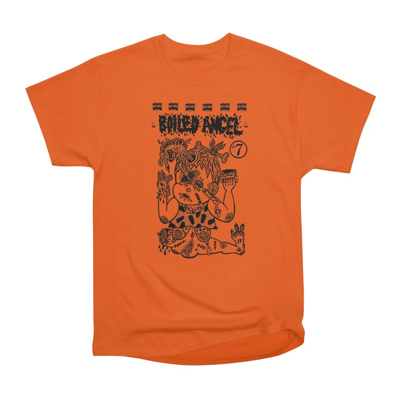 Mike Diana - Boiled Angel #7 Cover Men's T-Shirt by Mike Diana T-Shirts Mugs and More!