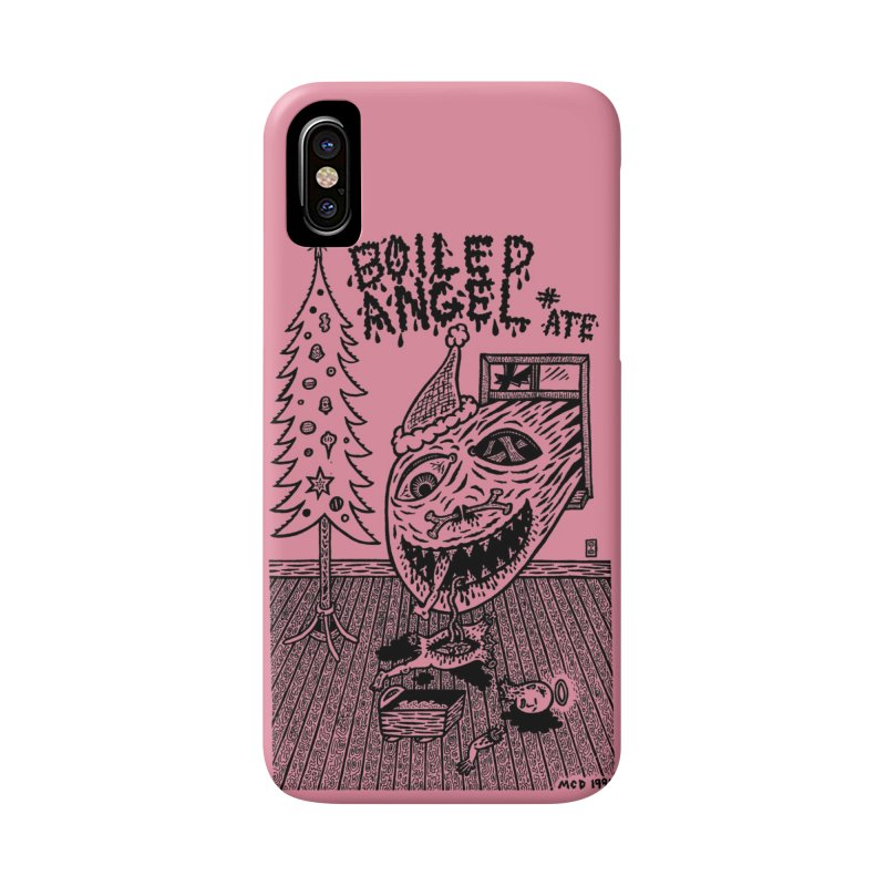 Mike Diana - Boiled Angel #8 Cover Accessories Phone Case by Mike Diana T-Shirts Mugs and More!