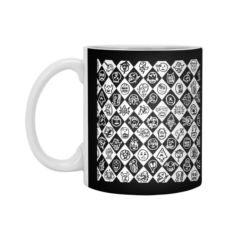 Diamond Head Gift Wrap Accessories Standard Mug by Mike Diana T-Shirts Mugs and More!