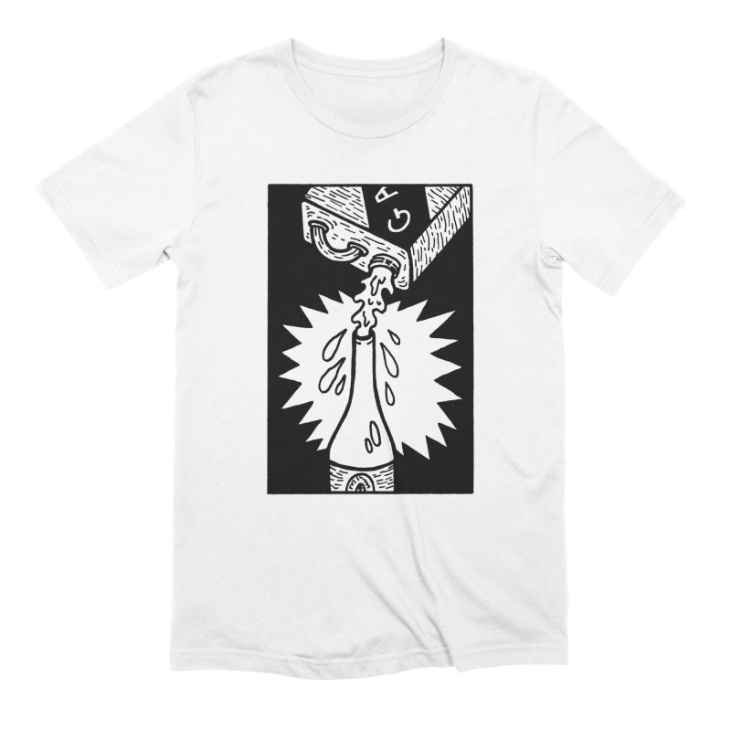 Can And Bottle Men's T-Shirt by Mike Diana T-Shirts Mugs and More!