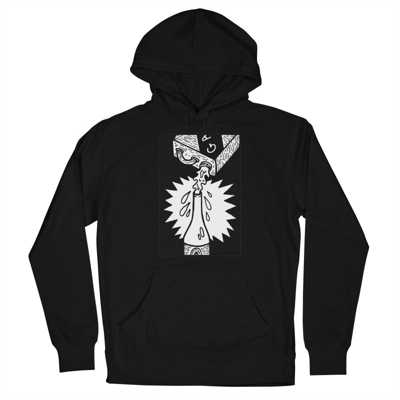 Can And Bottle Women's Pullover Hoody by Mike Diana Threadless