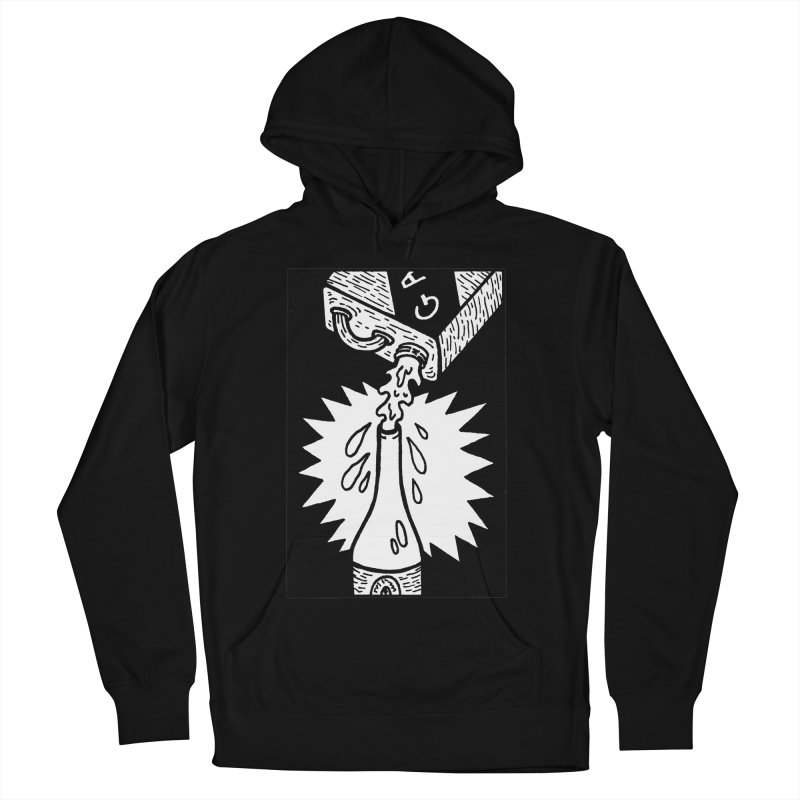 Can And Bottle Men's French Terry Pullover Hoody by Mike Diana T-Shirts Mugs and More!