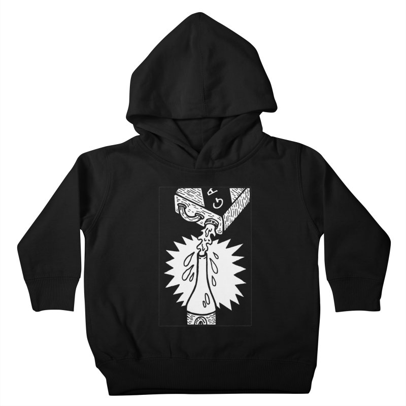 Can And Bottle Kids Toddler Pullover Hoody by Mike Diana T-Shirts Mugs and More!