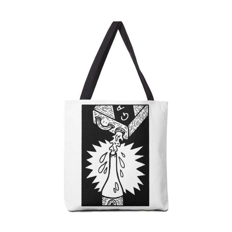 Can And Bottle Accessories Tote Bag Bag by Mike Diana T-Shirts Mugs and More!