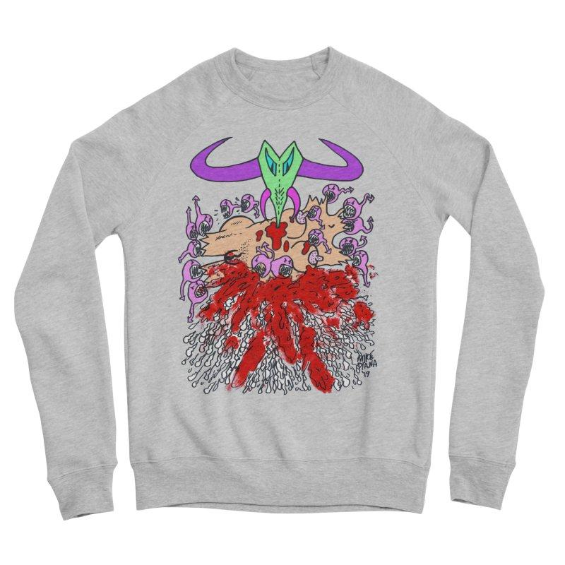 Tadpoles Women's Sponge Fleece Sweatshirt by Mike Diana T-Shirts Mugs and More!