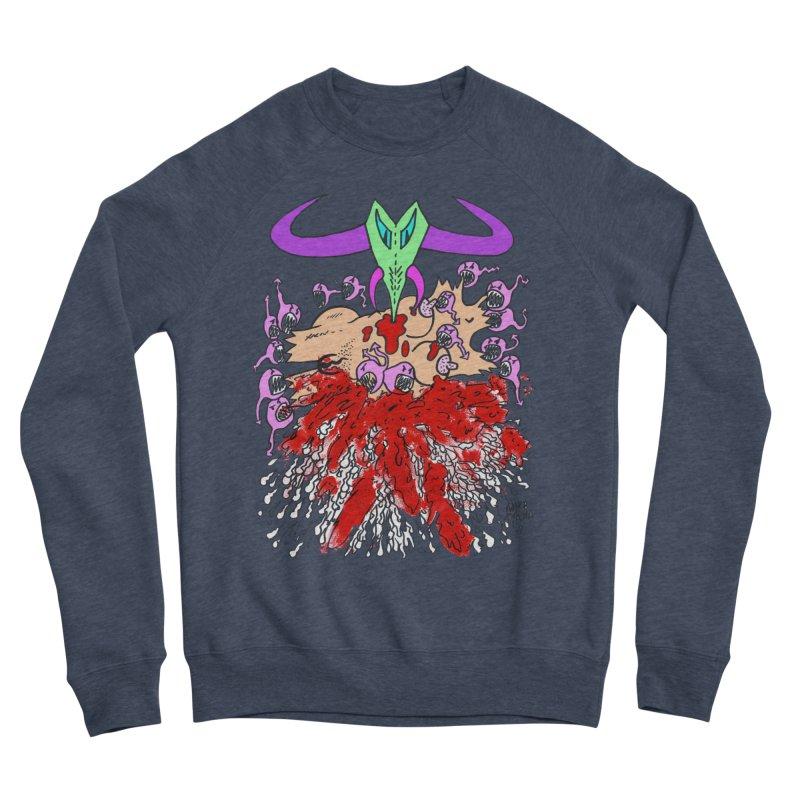 Tadpoles Men's Sponge Fleece Sweatshirt by Mike Diana T-Shirts Mugs and More!