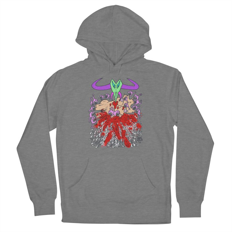 Tadpoles Women's Pullover Hoody by Mike Diana Threadless