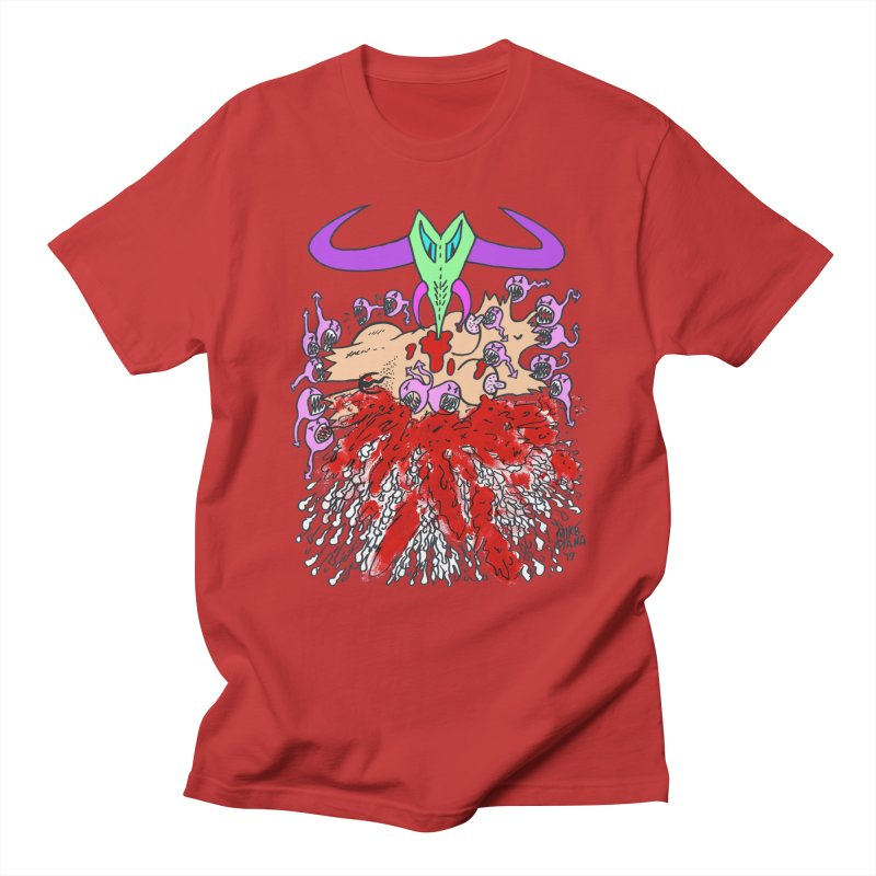 Tadpoles Men's Regular T-Shirt by Mike Diana T-Shirts Mugs and More!
