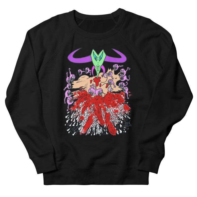 Tadpoles Women's French Terry Sweatshirt by Mike Diana T-Shirts Mugs and More!