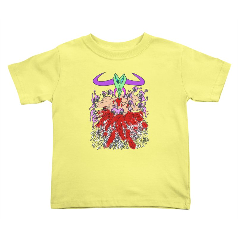 Tadpoles Kids Toddler T-Shirt by Mike Diana T-Shirts Mugs and More!