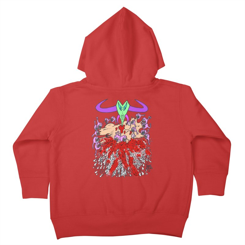 Tadpoles Kids Toddler Zip-Up Hoody by Mike Diana T-Shirts Mugs and More!