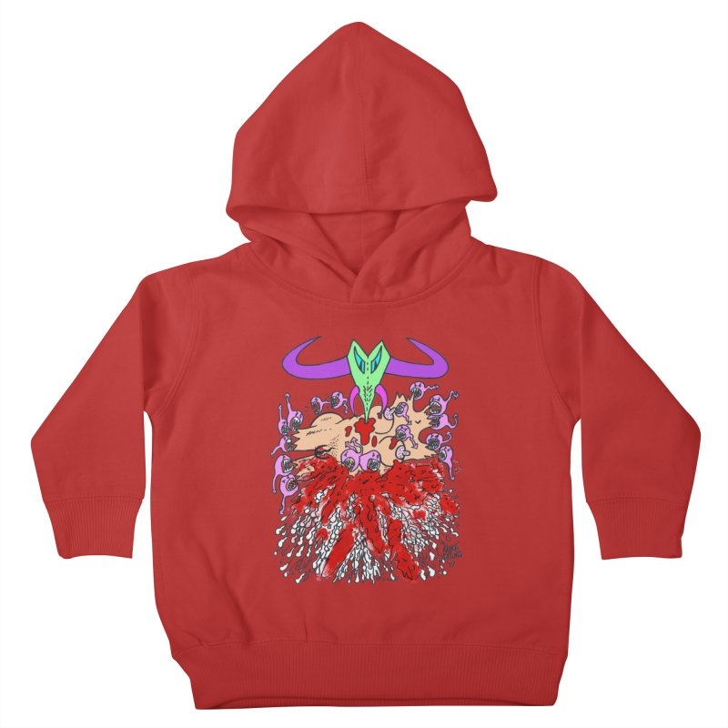 Tadpoles Kids Toddler Pullover Hoody by Mike Diana T-Shirts Mugs and More!