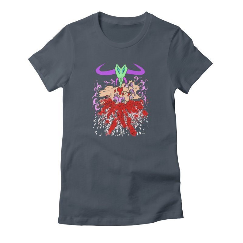 Tadpoles Women's T-Shirt by Mike Diana T-Shirts Mugs and More!