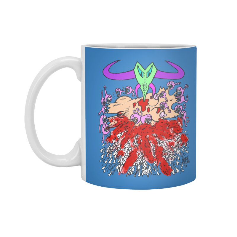 Tadpoles Accessories Standard Mug by Mike Diana T-Shirts Mugs and More!