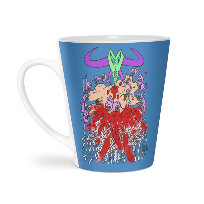 Tadpoles Accessories Latte Mug by Mike Diana T-Shirts Mugs and More!